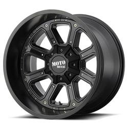 "MO984 Matte Black Wheel 20""x9"" 94-18 Dodge Ram 1500"