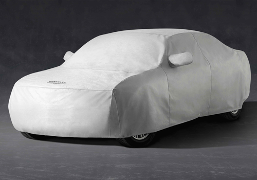 Mopar OEM Car Cover with SRT-8 Logo 05-18 Chrysler 300