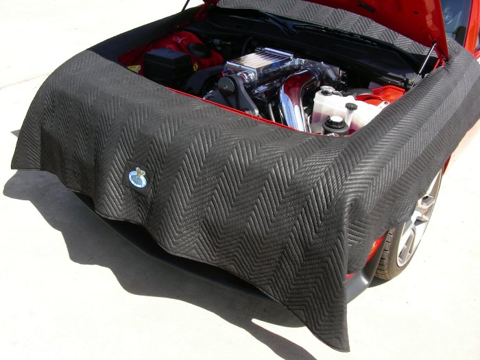 Mr. Norm's Heavy Duty Padded Complete Front End Protective Cover