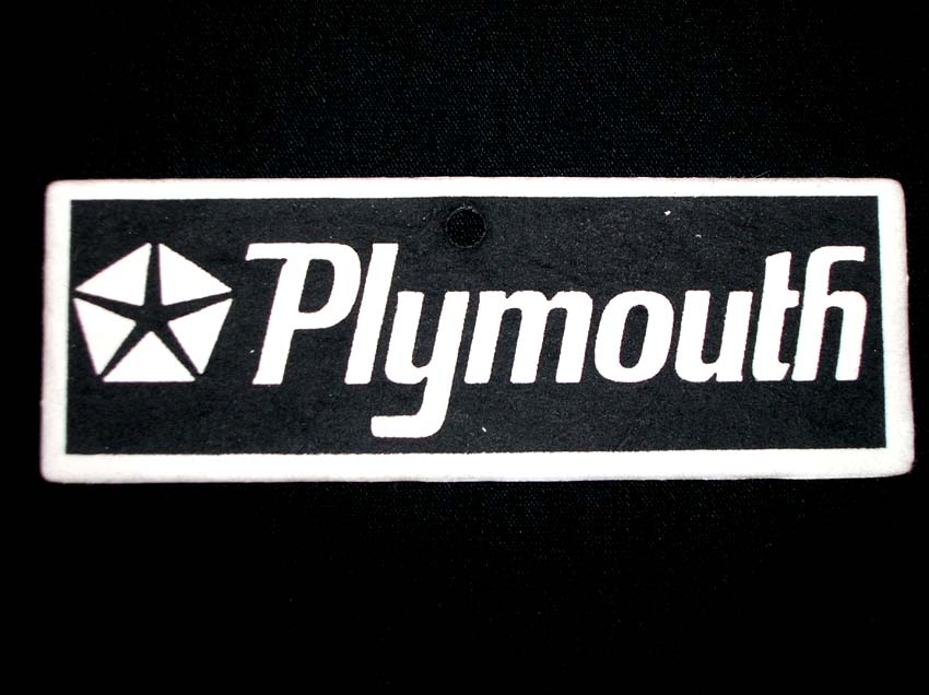 Plymouth Air Freshener