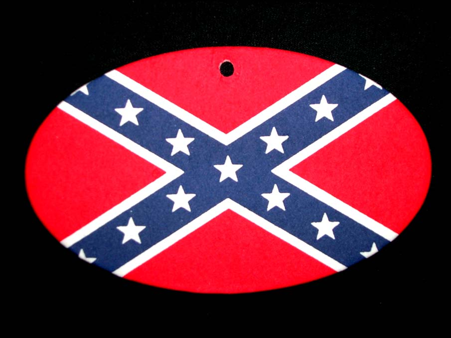 Rebel Flag Air Freshener