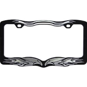 Pilot Black Eagle License Plate Frame