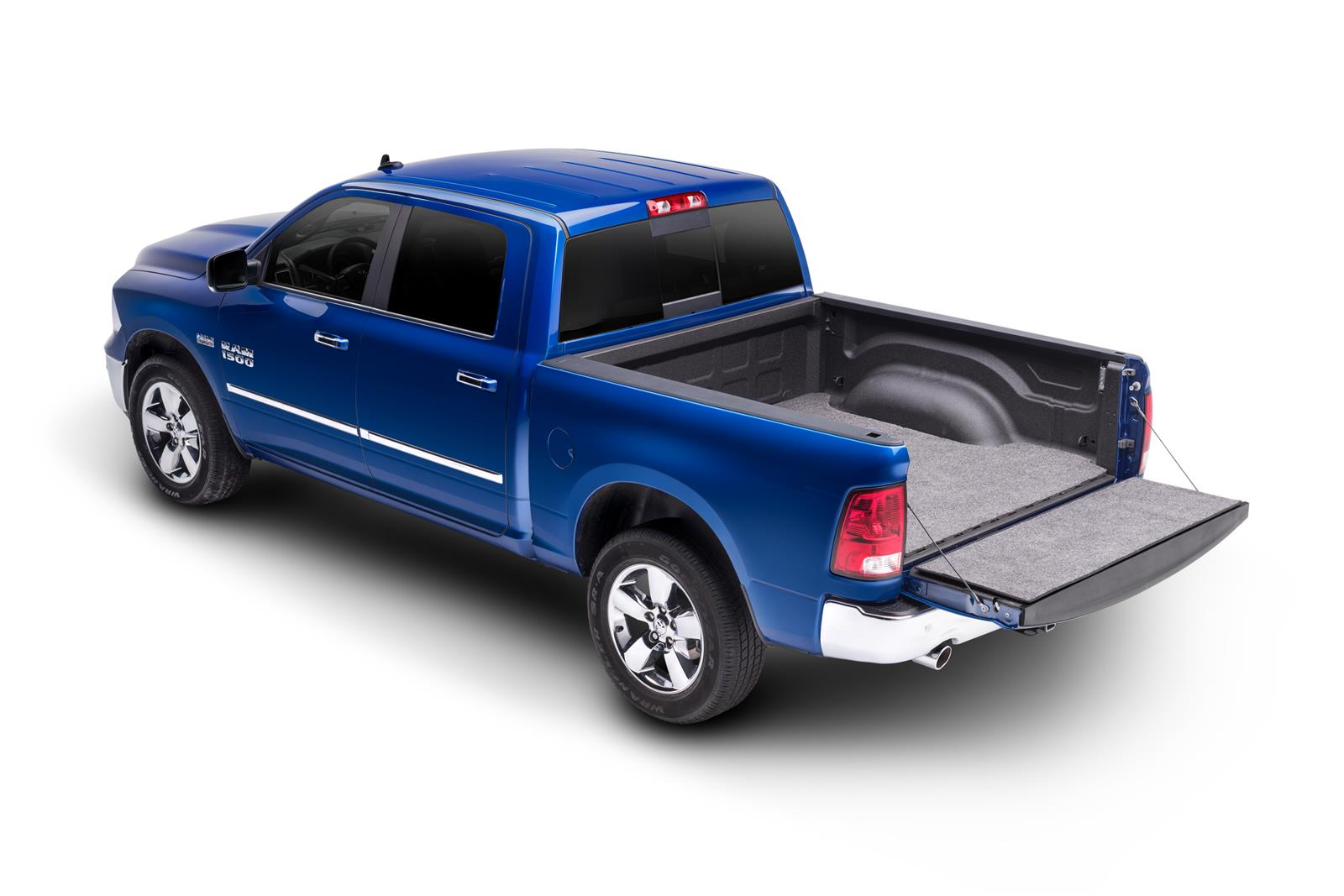 "BedRug Bed Mat 02-18 Dodge Ram 76"" Bed DropIn Liner No Ram Box"