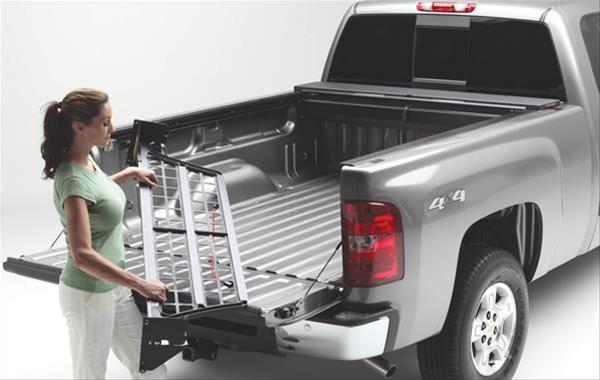 Roll-N-Lock Cargo Manager Dodge Ram 8' Bed Without Bed Rail Caps