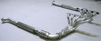 Belanger Complete Exhaust System 92-95 Viper RT/10