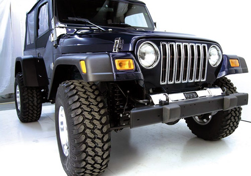 "Rugged Ridge 7"" Fender Flares 86-96 Jeep Wrangler YJ"
