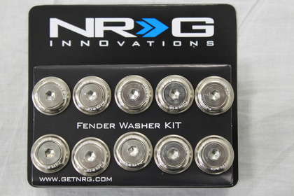 Fender Washers and Bolts